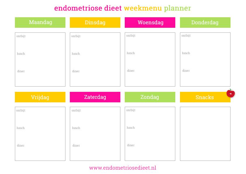 endodieet_menu-planner